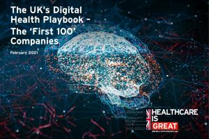 DIT First 100 Digital Health